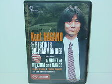 "**DVD-KENT NAGANO & BERLINER PHILHARMONIKER""A NIGHT OF RHYTHM AND DANCE""-2000**"