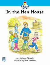 In the Hen House Story Street Beginner Stage Step 2 Storybook 18: Beginner Stage