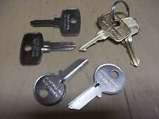Craftsman-Tool-Box-Replacement-Keys-Cut to Your Specific Code-Locksmith Made-USA