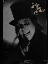 London After Midnight Lon Chaney 12 inch action figure  side show  boys and girl