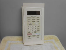 LG Gold Star Microwave Oven Control Panel 4781W1M332X  Bisque