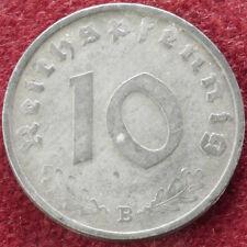 Germany 10 Pfennig 1943 B (C1610)
