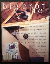 Big Brother Skateboard Magazine Issue #21