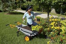 WG050 AeroCart: 8-in-1 Multi-Function WheelBarrow Yard Cart by Worx