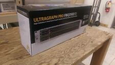 Behringer UltraGraph Pro FBQ3102HD 31-band Stereo Graphic Equalizer, Brand New