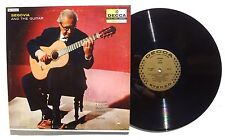 ANDRES SEGOVIA And The Guitar LP DECCA RECORDS DL79931 US Gold Label NM+