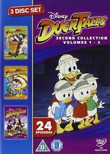 DuckTales Second Collection Volume 2 DVD NEU DEUTSCH Geschichten aus Entenhausen