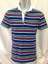 LACOSTE Uomo Polo-shirt, slim fit, 100% genuino, Taglia 3/s