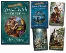 The Green Witch Tarot (Cards), Moura, Ann, Ostergaard Leonard, Ki. 9780738741659
