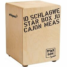 Schlagwerk CP-400 SB Star Box Junior Kinder Cajon Starbox