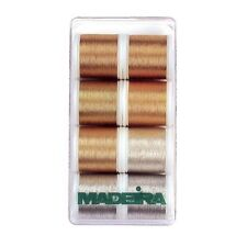 Madeira Thread Box Assortment Metallic- Heavy Metal