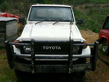 Wrecking only HJ75 2H Diesel Toyota Land cruiser The buy now is for 1 wheel nut