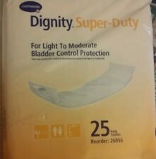 New Dignity Super Duty Pads》Incontinence Protection for UNDERWEAR & DIAPER
