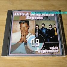 Hit's A Sony Music Express Vol.32 Sep JAPAN Promo CD Ricky Martin, Oasis.. #07-2