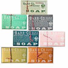 Barr Co Soap Shop 7 Bar Soap Collection