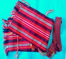 Loincloth Bahag Ifugao Igorot handwoven Fabric Tribal Philippines Cotton