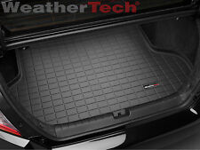 WeatherTech® Cargo Liner Trunk Mat for Honda Civic Sedan - 2016 - Black