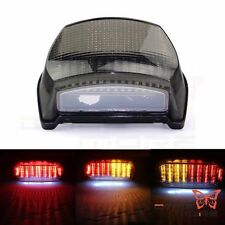 LED Brake Tail Light With Turn Signal Lamp For 96-03 Kawasaki Ninja ZX7R 2002
