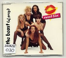 Sweet Lies Maxi-CD The Beast (Of Prey) - 6-track - eurodance euro house