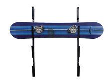 4er Snowboard Longboard Halter Wandhalterung Regal Aufbewahrung
