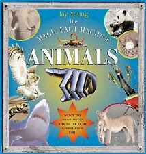 The Magic Fact Machine: Animals: Gives the Right Answer Every Time, Jay Young, N