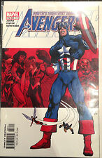 Avengers #473 (#58) VF+/NM- 1st Print Free UK P&P Marvel Comics
