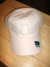 NFL Womens Indianapolis Colts Pink Hat Cap NWT MSRP $15.00 Free Shipping!