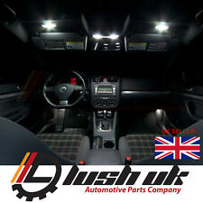 VW GOLF MK 5 COMPLETE x14 LED BULBS INTERIOR FULL SET