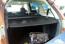 Rear Trunk Shade Cargo Cover for 2013-2015 Mitsubishi Outlander BLACK 2016