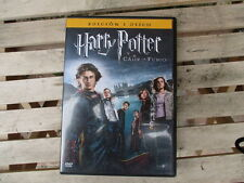 PELICULA DVD HARRY POTTER U EL CALIZ DE FUEGO