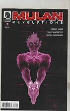 DARK HORSE COMICS MULAN REVELATIONS #2 JULY 2015 1ST PRINT NM