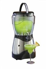 Nostalgia Electrics Stainless Steel Margarita & Slush Machine, HSB590 BRAND NEW