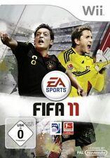 Nintendo Wii +Wii U FIFA 11 Fussball 2011 DEUTSCH TopZustand