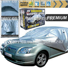Maypole Premium Large PU Coated Waterproof Full Car Cover MP9333 with Vent  16ft