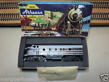 "Athearn HO 3019 EMD F7A DUMMY Passenger Locomotive Weighted Kit ""B & O"""