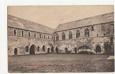 Somerset, Cleeve Abbey, Dormitory & Refectory Postcard, A809