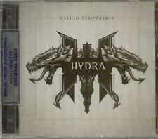 WITHIN TEMPTATION HYDRA SEALED CD NEW 2014