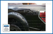 2011 Ford FX4 Off Road Decal Sticker Set - [ matte black ] blackout flat truck