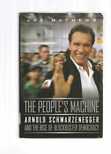 The People's Machine:Arnold Schwarzenegger and the Rise of Blockbuster