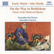 On the Way to Bethlehem (Music of the Medieval Pilgrim), New Music