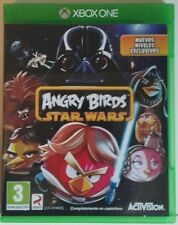 Angry Birds Star Wars. Xbox One. Fisico. Pal España