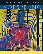 Vorsprung: A Communicative Introduction to German Language and Culture by Lovik