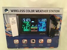 Wireless Color Weather Station C83349 La Crosse Technology