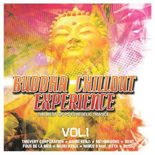 BUDDHA CHILLOUT EXPERIENCE = Kenji/Trentemöller...=2CD= CHILL+TRANCE+DELUXE !!!