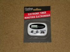 """Cooking Concepts"" Electronic Kitchen Timer"