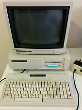 Tandy 1000TX 1000 TX with CM-11 monitor, 2 joysticks and mouse
