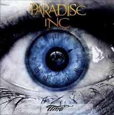PARADISE INC. - Time - AOR-MELODIC ROCK CD-Issue/SEALED/Allesandro Del Vecchio