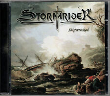 STORMRIDER shipwrecked CD 2005 Heavy Power Metal