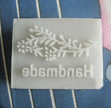 Willow Tree Branches Soap Stamp Soap Mold Seal Resin DIY Handmade Soap