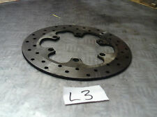 2004 BMW F650CS F 650 CS REAR BRAKE DISC ROTOR *FREE UK POST*L3